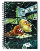 Technology Spiral Notebook