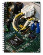 Technology - The Motherboard Spiral Notebook