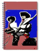Ted Degrazia On Quest For The Lost Dutchman's Mine Superstition Mountains 1962-2013 Spiral Notebook
