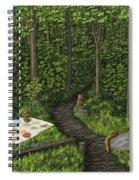 Teddy Bears' Picnic Spiral Notebook