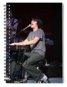 Teddy Geiger Spiral Notebook