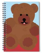 Teddy Snapshot Spiral Notebook