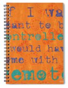 Teen Inspirational 1 Spiral Notebook