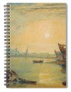 Teignmouth - Devonshire Spiral Notebook