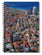 Tel Aviv - The First Neighboorhoods Spiral Notebook
