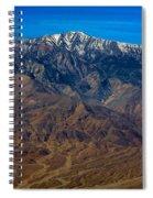 Telescope Peak Spiral Notebook