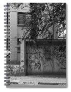 Telifonica Spiral Notebook