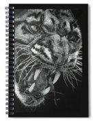 Temper Spiral Notebook