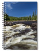 Temperance River 3 Spiral Notebook