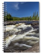 Temperance River 4 Spiral Notebook