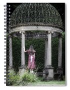 Temple Spiral Notebook