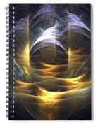 Temple Spiral Notebook