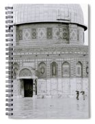 Temple Mount Spiral Notebook