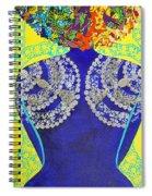 Temple Of The Goddess Eye Vol 3 Spiral Notebook