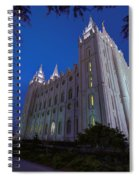 Temple Perspective Spiral Notebook