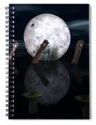 Tempus Fugit Spiral Notebook