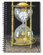Tempus Pecunia Est Spiral Notebook
