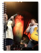 Tenacious D - Kyle Gas And Jack Black Spiral Notebook