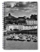 Tenby Panorama 1 Mono Spiral Notebook