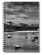 Tenby Panorama Mono 2 Spiral Notebook