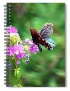 Tender Embrace Spiral Notebook