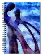 Tender Is The Night Spiral Notebook