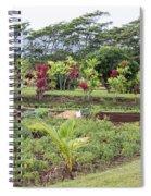 Tending The Land Spiral Notebook