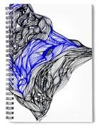 Tenebrosity Spiral Notebook