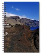 Tenerife Spiral Notebook