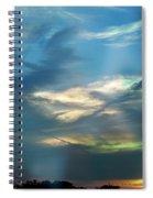 Tennessee Sunset Spiral Notebook