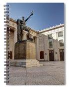 Tennessee War Memorial Spiral Notebook