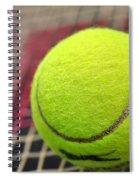 Tennis Anyone... Spiral Notebook
