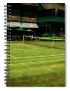 Tennis Hall Of Fame 2.0 Spiral Notebook