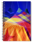 Tent Of Dreams Spiral Notebook