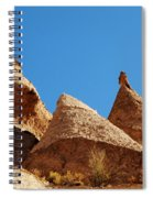 Tent Rocks Geology Spiral Notebook