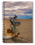 Tentacle Story Spiral Notebook