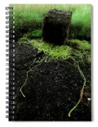Tentacles Spiral Notebook