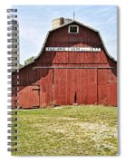 Ter-aine Farm Spiral Notebook