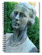 Teresa De La Parra Spiral Notebook