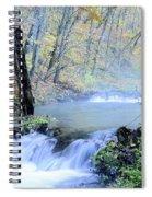 Terra Incognita Spiral Notebook