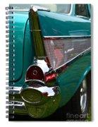 Terra Nova High School Spiral Notebook