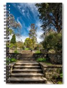 Terrace Garden Spiral Notebook