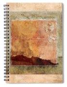 Terracotta Earth Tones Spiral Notebook