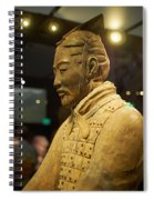 Terracotta Soldiers Spiral Notebook