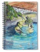 Terrific Turtle Spiral Notebook