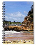 Terrigal Spiral Notebook