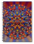 Tesserae 2012 Spiral Notebook