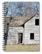 Testimonial To The Past Spiral Notebook