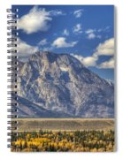 Teton Glory Spiral Notebook