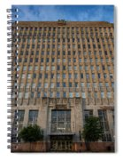 Texas And Pacific Lofts Color Spiral Notebook